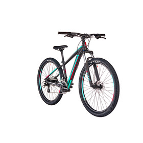 "ORBEA MX XS 50 MTB Hardtail Children 27,5"" black/turquoise"